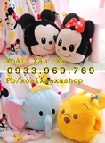 MỀN GỐI 3IN1 TSUM TSUM/ MICKEY MINNIE MOUSE