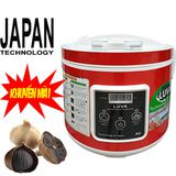 MÁY Ủ TỎI ĐEN LUVA A6 (6L) - JAPAN TECHNOLOGY (NEW)