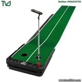 Thảm Tập Putting 360 - PGM Adjustable Slope Putting Trainer - TL010