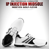 Giày Golf Nam - PGM MOEYES Waterproof Men Soft - XZ118