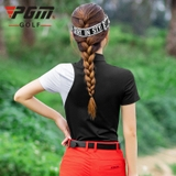 Áo Golf Nữ - PGM Women Golf T-Shirt - YF291
