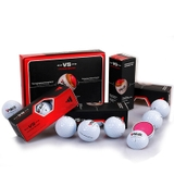 Q017 Bóng Chơi Golf Lõi Kép - PGM 3 Layers Golf Ball Set