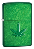 Zippo Stamped Leaf 29673