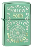 Zippo Follow Your Way Design 49161