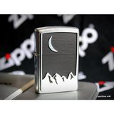 Zippo La Mã Marlboro Moon Over Moutain XVI 2000