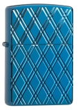 Zippo Armor® High Polish Blue Diamonds 29964