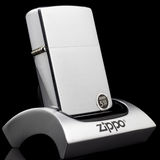 Zippo Cổ Brushed Chrome 1977 5 Gạch