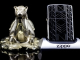 Zippo Camel Silver Plated Limited Edition 2004