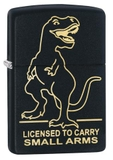 Zippo License to Carry 29629