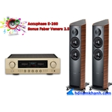 Bộ nghe nhạc Amply Accuphase E-260 + Loa Sonus Faber Venere 2.5