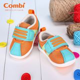 Giầy tập đi Energetic Treasure Combi màu cam size 12.5