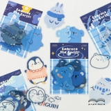 Set 20 sticker Paper More Embrace the Earth