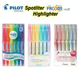 Set 6 Bút highlight xóa được Frixion light