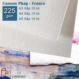 Giấy Vẽ Canson Pháp 225gsm (Smooth)