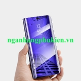 Bao da Clear View Standing Cover cho Samsung Galaxy S7