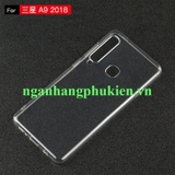 Ốp lưng dẻo trong suốt Samsung Galaxy A9 2018 hiệu Oucase