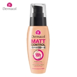 Kem Nền Kiềm Dầu Dermacol Matt Control 18h Make-up 30ml