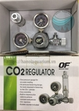 OF CO2 Regulator with Bubble Counter