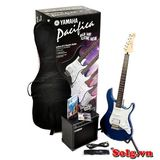 Đàn Electric Guitar Yamaha Pacificao 12 Dark Blue Metallic