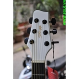 Đàn Guitar Acoustic Stagg SW203WH
