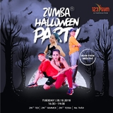 ZUMBA HALLOWEEN PARTY