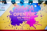 ZUMBA® OPEN AIR HAI PHONG | 19.08.2018
