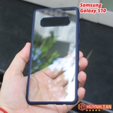 Ốp lưng Samsung S10 Clear Color Ver 1