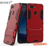 ỐP lưng Oppo F9 / Realme 2 Pro chống sốc Iron Man
