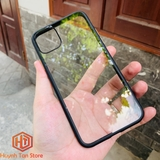 Ốp lưng Iphone 11  Clear Color Ver 1 Trong