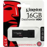USB 3.0 Kingston DataTraveler 100 G3 16GB
