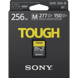 Thẻ nhớ Sony 256GB SDXC SF-M series TOUGH UHS-II 277/150MB/s