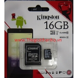 Thẻ nhớ Kingston Micro SDHC 16GB 80MB/s