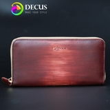 Wallet Patina Yellowish Brown D-VN 0008