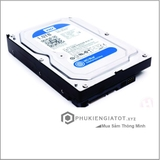 Ổ Cứng HDD WD Blue 1TB/64MB/7200rpm/3.5