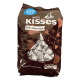 Chocolate Hershey's Kisses milk chocolate 1,58kg