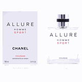Nước hoa Chanel Cologne ALLURE Homme Sport 100ml