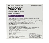 Venofer 100mg / 5 ml