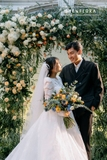 CHIC WEDDING x TRAN QUANG DAI