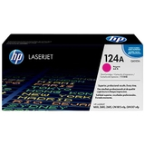 HP 124A Magenta Original LaserJet Toner Cartridge (Q6003A)