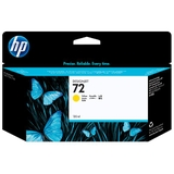 HP 72 130-ml Yellow Ink  (C9373A)