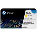 HP 504A Yellow Original LaserJet Toner Cartridge (CE252A)