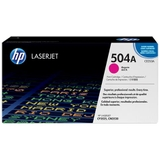 HP 504A Magenta Original LaserJet Toner Cartridge (CE253A)