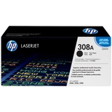 HP 308A Black Original LaserJet Toner Cartridge (Q2670A)