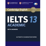 Cambridge IELTS 13 Academic