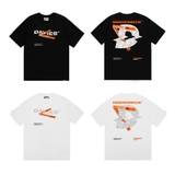DSW Tee Aggression Ribon