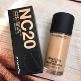 Kem nền MAC NC20 Studio Fix Fluid foundation SPF 15