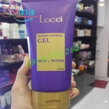 GEL TẠO KIỂU TÓC LACEI HARD FIXING GEL HOLD & REPAIR 150ML