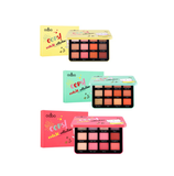 BẢNG PHẤN MẮT 12 Ô ODBO OOPS CUTEST COLLECTION EYESHADOW PALETTE OD212 NO.01
