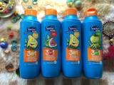 Tắm gội Suave Kids 3 in 1 665ML