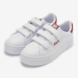 Fila Back Court Deluxe Bold Shiny White And Red - FILA Việt Nam